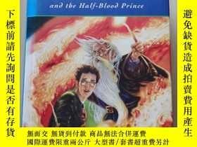 二手書博民逛書店罕見哈利波特與混血王子(英文版)Y12932 J.K.Rowling(J.K.羅琳)著 BLOOMSBURY