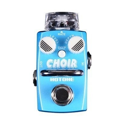 ☆ 唐尼樂器︵☆公司貨一年保固 Hotone CHOIR Chrous 合聲電吉他/電貝斯 Bass 單顆效果器