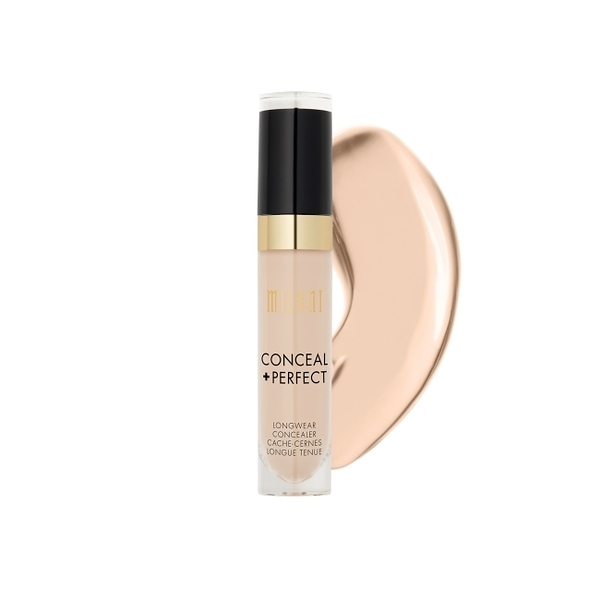 Milani Conceal + Perfect 完美零瑕 超持久遮瑕膏 110 Nude Ivory 5ml
