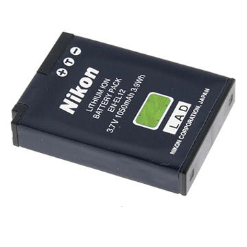 Nikon EN-EL12 ENEL12 原廠鋰電池  裸裝
