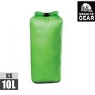 Granite Gear 175232 30D eVent Sil DrySack 輕量防水收納袋(10L) / 城市綠洲 (沙灘戲水 出國旅行 平日收納)