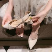 涼鞋女仙女風夏季新款包頭
