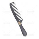 美髮關梳線條大板梳-單支(黑色)耐熱抗靜電[99611]