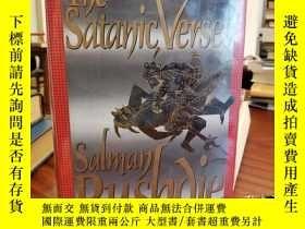 二手書博民逛書店The罕見Satanic versesY94537 Rushdie, Salman Viking 出版198
