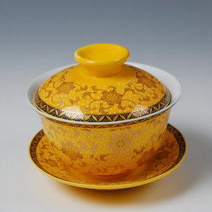 單個陶瓷茶壺