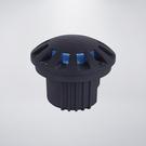 戶外防水地底燈 附LED24粒珠 12面透光 附預埋筒