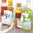 壁掛式冰箱醬料包收納盒 2入組 收納盒 醬料收納盒