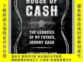 二手書博民逛書店House罕見of CashY410016 John Carter Cash ... Insight Edit
