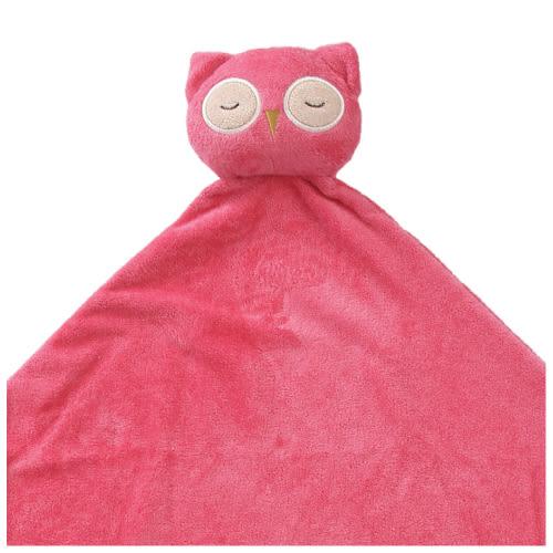 Angel Dear 大頭動物嬰兒毛毯 (貓頭鷹)