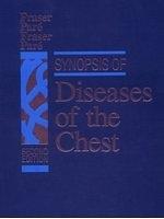 二手書博民逛書店 《Synopsis of diseases of the chest》 R2Y ISBN:0721636691│RichardS.FraserMD