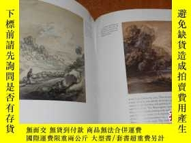 二手書博民逛書店2手英文罕見Gainsborough s Landscapes: Themes and Variations 庚斯