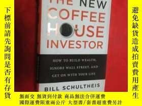 二手書博民逛書店The罕見New Coffeehouse Investor: How to (大32開,硬精裝) 【詳見圖】Y