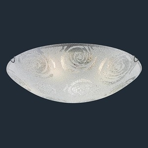 HONEY COMB 玫瑰鑽石玻璃吸頂二燈BL-92208