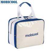 瑞典 MOBICOOL 義大利原創設計 ICECUBE L 保溫保冷輕攜袋(白色)