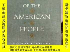 二手書博民逛書店A罕見DIPLOMATIC HISTORY OF THE AME