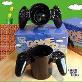 日本創意陶瓷杯cupgame游戲手柄杯周邊馬克杯造型咖啡杯朋友禮物台秋節88折
