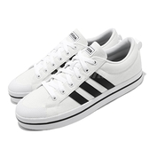 adidas 休閒鞋 Bravada 白 黑 男鞋 滑板鞋 基本款 帆布鞋面 運動鞋 【ACS】 FV8086
