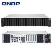 QNAP 威聯通 TES-3085U-D1548-128GR 30Bay NAS 網路儲存伺服器