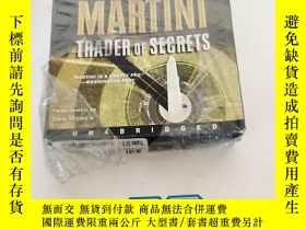 二手書博民逛書店STEVE罕見MARTINI TRADER oF SEGRETSY154527