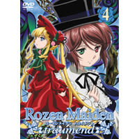 動漫 - 薔薇少女 彷如夢境 Rozen Maiden DVD VOL-4