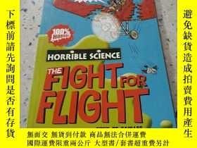 二手書博民逛書店THE罕見FIGHT FOR FLIGHT:爲逃跑而戰(外文)Y
