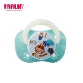 【FARLIN】嬰兒櫻桃型安撫奶嘴(矽膠/夜光)(0M+)(藍)