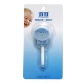 奇哥 奶嘴伸縮夾 (藍色) TAZ068B 75元