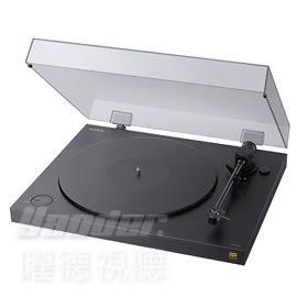 【曜德★免運】SONY PS-HX500 高解析度 錄音黑膠唱盤