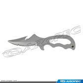 鈦合金BC刀  KN-CK301T   【AROPEC】