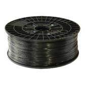 【ABS/PLA 3D線材 3.00mm 黑色 淨重1KG】3D印表機耗材 3D列印耗材 3D耗材 台灣製造 3D列印機