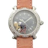 Chopard 蕭邦 快樂魚珍珠母貝面盤石英錶 Happy Fish 38mm Quartz Watch  28/8914