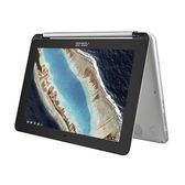華碩 Chromebook (C101PA-0023JRK3399) 10吋超值翻轉教學機【RK3399 / 4GB記憶體 / 16G EMMC / Google Chrome】
