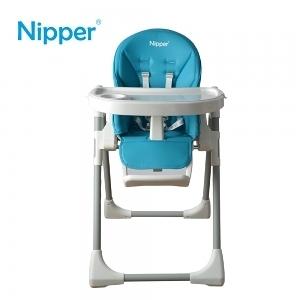【愛吾兒】NIPPER 尼寶 多功能可調式高腳餐椅-天空藍