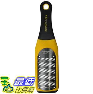 [107美國直購] 刨刀 Microplane 42602 Artisan Fine Grater, Yellow