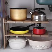 廚房置物架櫥櫃儲物鍋架碗架落地