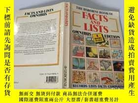 二手書博民逛書店Facts罕見And Lists:事實和清單Y200392