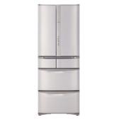 【HITACHI 日立 日本原裝】481公升變頻六門電冰箱 RSF48HJ-SN 香檳不銹鋼 比漾廣場