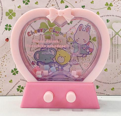【震撼精品百貨】櫻桃兔_Cheery Chums~三麗鷗兔子造型迷你水中遊戲機*70872