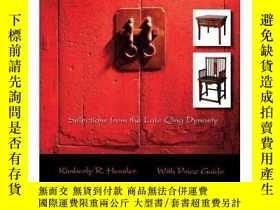 二手書博民逛書店Chinese罕見Provincial Furniture: S