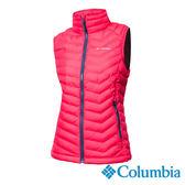 Columbia 女 OH化纖保暖背心-紅色 【GO WILD】