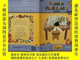 二手書博民逛書店Phonics罕見Pupil Book 2Y17081