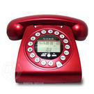 《一打就通》B.A.S.S倍適來電顯示仿古電話 BS-8010 (兩色)送:祥光12W節能LED燈泡