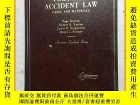 二手書博民逛書店英文書罕見tort and accident law 侵權與事故法Y16354 詳情見圖片 詳情見圖片