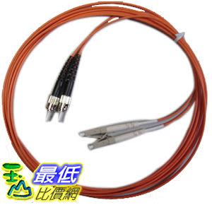 [有現貨-馬上寄] Multimode Patch Cord 光纖跳線 雙心多模 3M LC-ST DMM 50/125um (34247_K014)