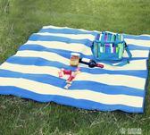 戶外防潮墊野炊墊子沙灘墊野餐墊 野外墊防水墊 全館88折