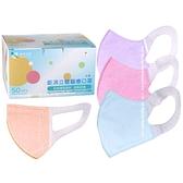 【醫康生活家】鉅淇 兒童立體醫療口罩 彈力系列50/盒 醫療口罩