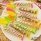 手工製作大棒棒糖-捲捲棒 150g(15支)【4710153071555】(聖誕節糖果)
