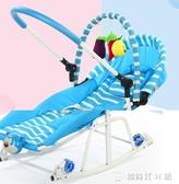 嬰兒搖搖椅哄娃神器嬰兒搖搖椅帶小寶寶睡覺嬰幼兒搖床可折疊新生兒安撫躺椅 創時代3c館 YJT