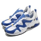 Nike 休閒鞋 Air Max Graviton 藍 白 男鞋 氣墊 復古慢跑鞋 反光設計 【ACS】 AT4525-101