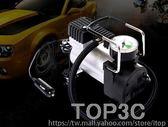 便攜式車載充氣泵小轎車汽車充氣泵電動單缸12V輪胎應急打氣筒「Top3c」